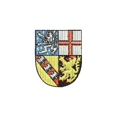 Wappen Saarland mini