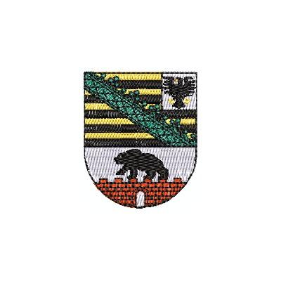 Wappen Sachsen Anhalt mini