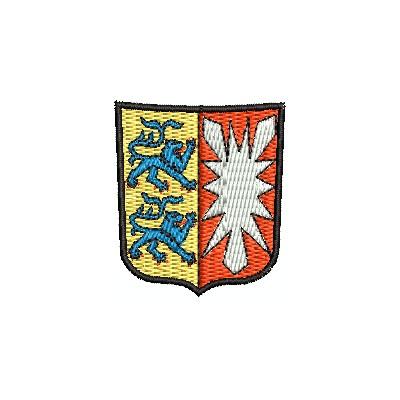 Wappen Schleswig Holstein mini