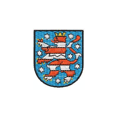 Wappen Thueringen mini