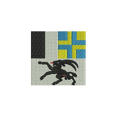 Flagge Graubuenden