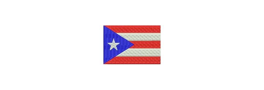 Flaggen Central Amerika midi