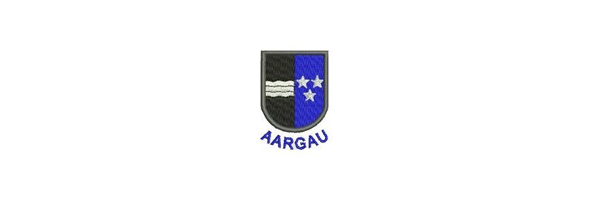 Wappen CH Kantone mini mit Name