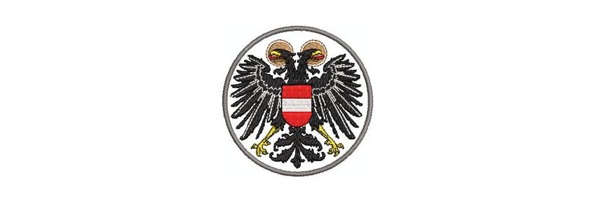 Wappen Laender Oesterreich midi