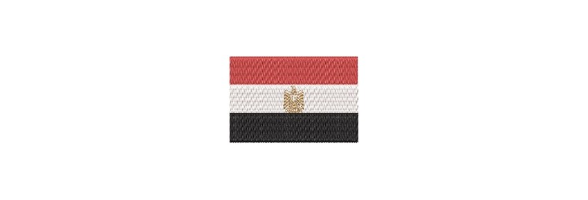 Flaggen Afrika midi