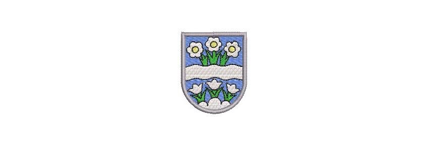 Wappen Oesterreiecher Dorfe grösse midi