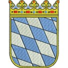 Wappen Bayern midi