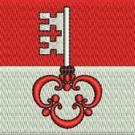 Flagge Obwalden midi