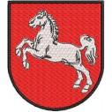 Wappen Niedersachsen midi