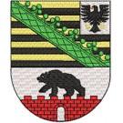 Wappen Sachsen Anhalt midi