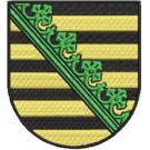 Wappen Sachsen midi