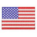 Flagge USA mini