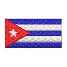 Flagge Cuba mini
