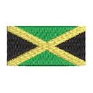Flagge Jamaica mini