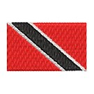 Flagge Trinitad Tobago mini