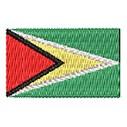 Flagge Guyana mini
