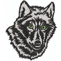 Grauer Wolf
