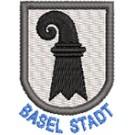 Wappen Basel Stadt mini nit Name
