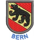 Wappen Bern mit Name