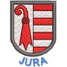Wappen Jura mit Name