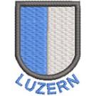 Wappen Luzern mit Name