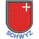 Wappen Schwyz mit Name