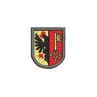 Wappen Genf mini