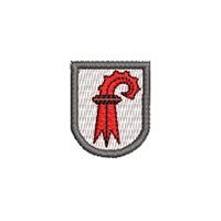 Wappen Basel Land mini