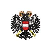 Wappen Oesterreich mini