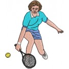 Tennisspiel 1
