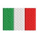 Flagge Italien mini
