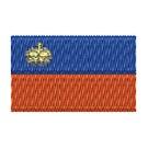 Flagge Liechtenstein mini
