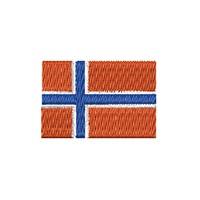 Flagge Norwegen mini