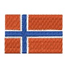 Flagge Norwegen mini