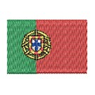 Flagge Portugal mini