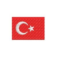 Flagge Turkei mini