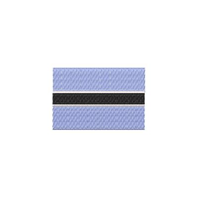 Flagge Botswana midi