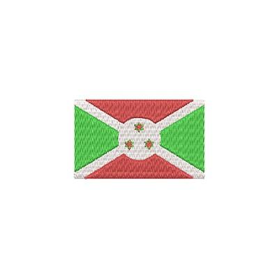 Flagge Burundi midi