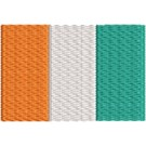 Flagge Cote de Ivorie midi