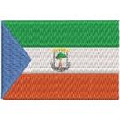 Flagge Equatorial Guinea midi