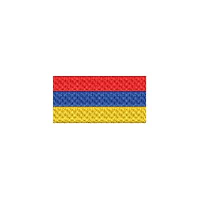 Flagge Armenien midi