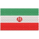 Flagge Iran midi