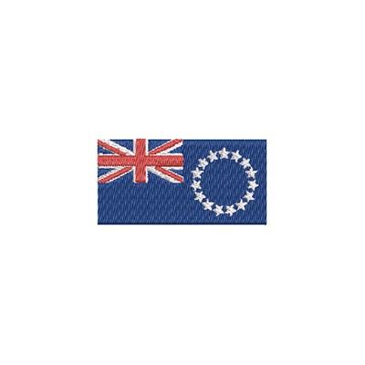 Flagge Cookinsel midi