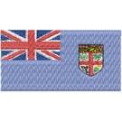 Flagge Fidschi midi