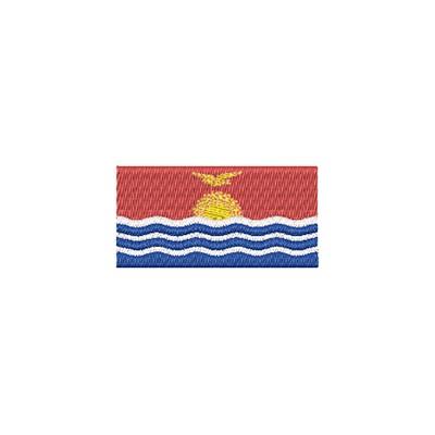 Flagge Kiribati midi