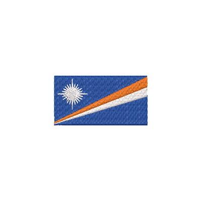Flagge Marschallinseln mini