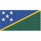 Flagge Salomonen midi