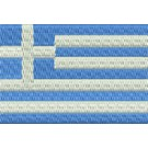 Flagge Griechenland midi