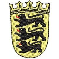 Wappen Baden Würtenberg mini