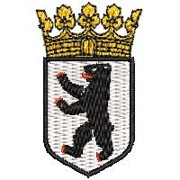 Wappen Berlin mini